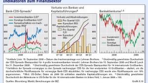 BIZ warnt Anleger vor Bankeuphorie