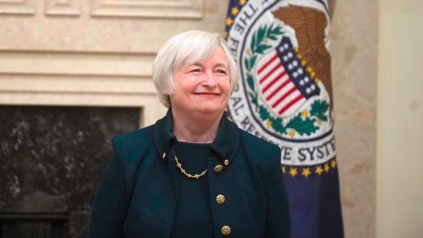 Börsianer hoffen auf weniger straffe Fed-Geldpolitik