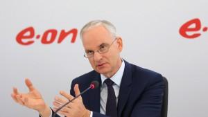 Kapitalerhöhung bringt Eon 1,35 Milliarden Euro ein