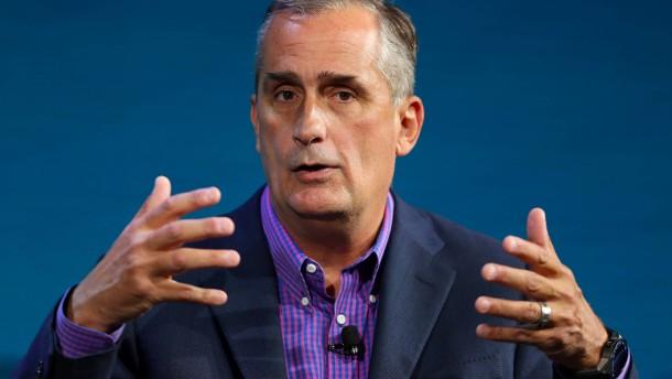 Intel-Chef hat Aktien rechtzeitig verkauft