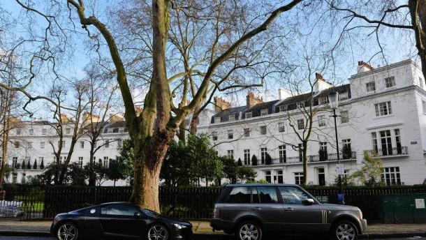 Alarm am britischen Wohnungsmarkt