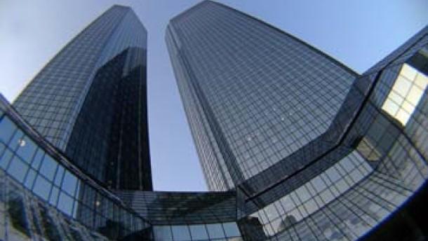 Aktie der Deutschen Bank vernünftig bewertet