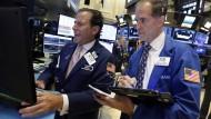 An der Wall Street können diverse Hedgefonds zuletzt auf gute Zuflüsse verweisen.