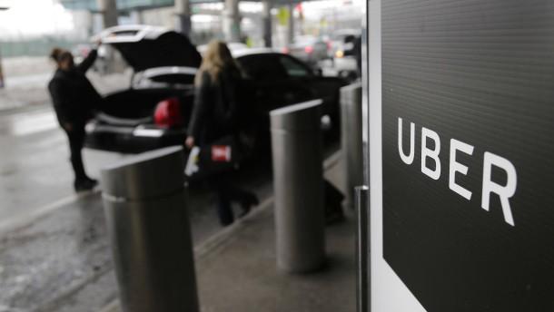 Uber kurz vor Start des Börsengangs