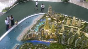 China Town geht die Luft aus