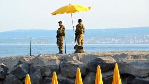 G7-Gipfel beginnt auf Sizilien