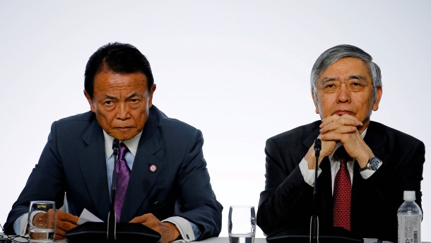 Japanischer Schulterschluss gegen das Corona-Virus