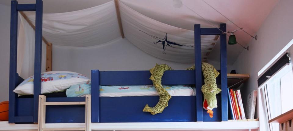 einrichtung f rs kinderzimmer besser klug geplant als perfekt durchgestylt. Black Bedroom Furniture Sets. Home Design Ideas