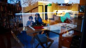 125 Quadratmeter Eigentumswohnung, vier Zimmer - , mehr ist für Familie Stock/Pfanner in Frankfurt nicht drin.
