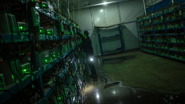Bitcoin-Schürfer zapften Atomkraftwerk an