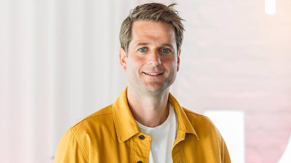 Sebastian Siemiatkowski, Gründer und CEO des schwedischen Bezahldienstleisters Klarna