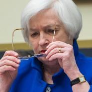 Fed-Gouverneurin Yellen will die Situatiuon genau beobachten.