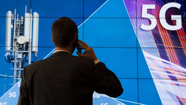 Hohe 5G-Preise stören Aktionäre nicht