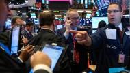 Hektische Börse: Wenn es hart auf hart kommt, ist ein ETF auch nur so liquide wie der zugrundeliegende Basismarkt, sagen Experten.