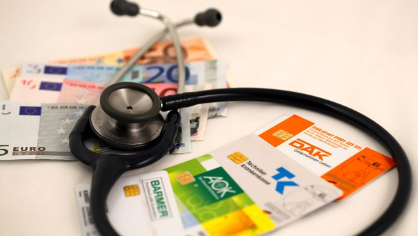 Krankenkassenbeiträge steigen voraussichtlich um 0,3 Prozentpunkte