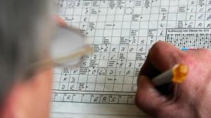 Vor 100 Jahren erschien das erste Kreuzworträtsel