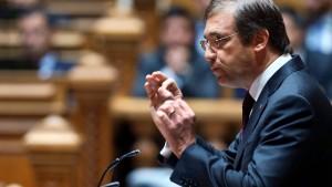 Neuer harter Sparplan für Portugal