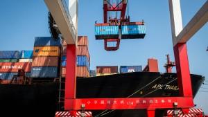 Deutsche Manager erwarten mehr Handel mit China