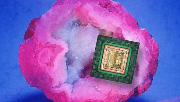 Aktie von National Semiconductor auf neuen Höhen