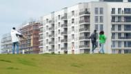 Baudarlehen werden dank der Briten noch billiger