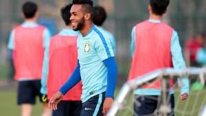 China gibt sieben Mal mehr für Fußballstars aus als die Bundesliga
