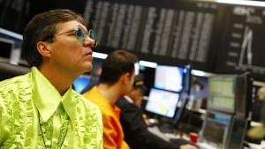 Anleger nach Kurseinbruch in Asien verunsichert