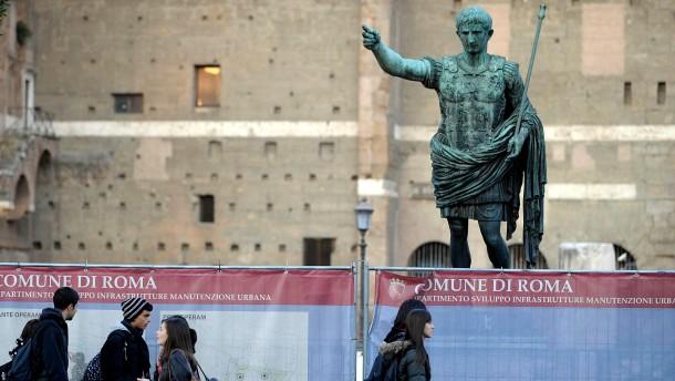 Alltag in Rom