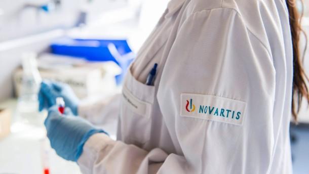 Novartis schließt Lizenzvereinbarung mit Ophthotech