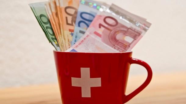 Deutsche verlagern Vermögen ins Ausland