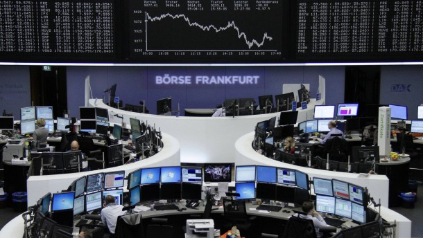 Börsianer streiten über weitere Dax-Erholung