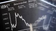 Ölpreis-Verfall und Konjunktur belasten Börse