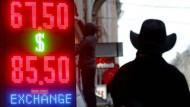 Kaufrausch in Russland beginnt