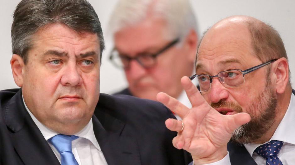 Die Wähler im Blick: Die SPD berät über ihr Parteiprogramm.