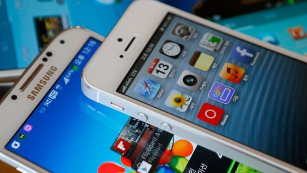 Geschworene sprechen Apple 290 Millionen Dollar von Samsung zu