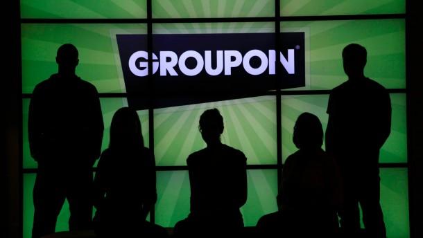 Groupon-Aktie auf Allzeittief