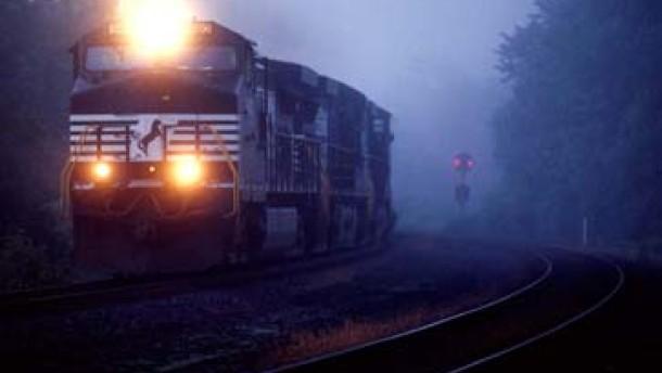Hoher Ölpreis macht Eisenbahnaktien reizvoll