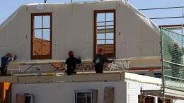 Immobilienboom treibt Neugeschäft am Bau an
