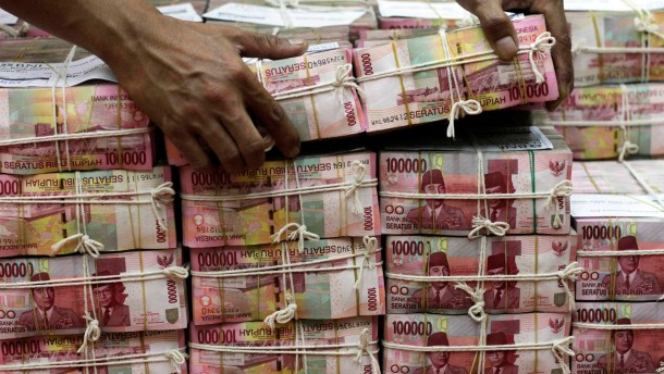 Währungskrise in Südasien weitet sich aus