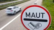 Bundeskabinett will Pkw-Maut beschließen