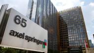 bei Axel Springer verdienen Aufsichtsräte gut.