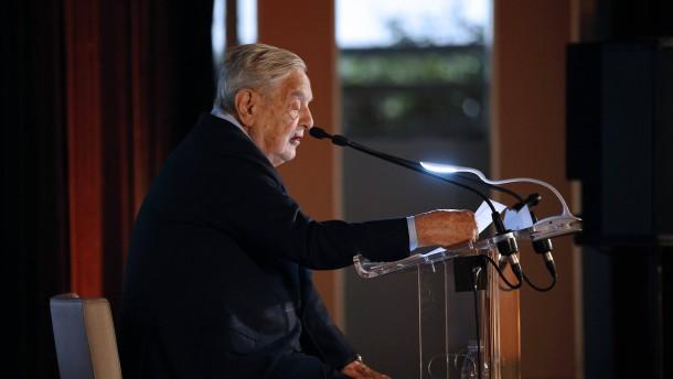 Soros warnt EU: Neue globale Finanzkrise braut sich zusammen