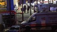Anschlag auf Flughafen Istanbul