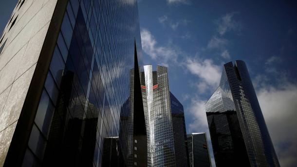 Französische Bank überrascht mit Gewinnanstieg