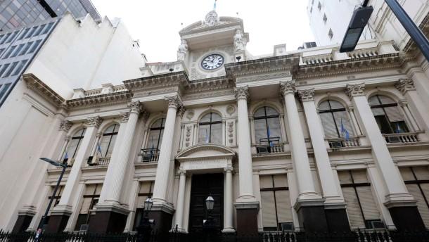 Letzte Instanz für Argentinien und seine Gläubiger