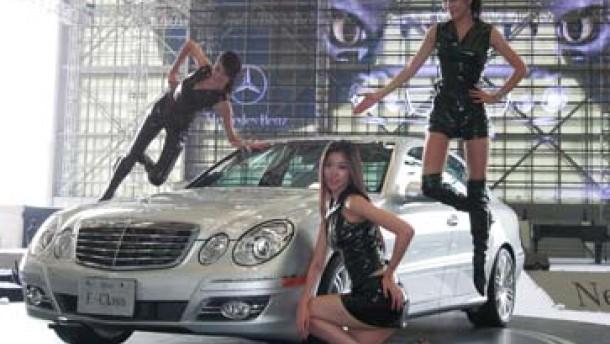 Blitz-Anleihe von Daimler-Chrysler fair gepreist
