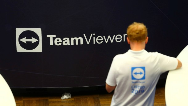 Teamviewer-Kurs behauptet sich