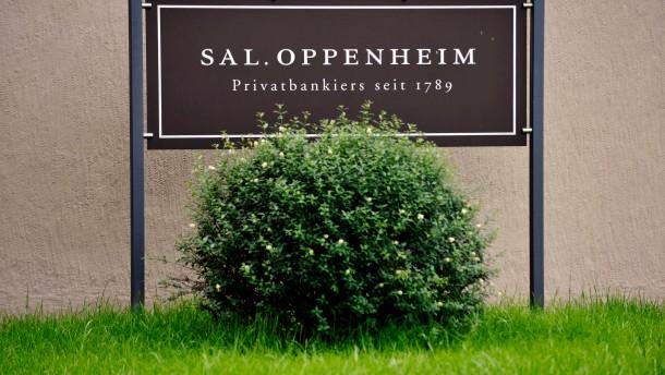 Deutsche-Bank-Tochter Sal. Oppenheim steht vor massivem Stellenabbau