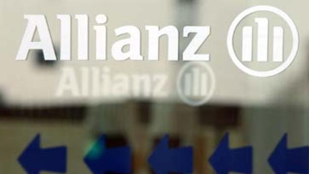 Allianz-Aktionäre waren zuletzt mit ihrer Aktie schlecht versichert