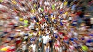 Marathonläufer bringen Erfolg