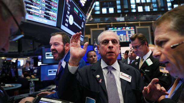 Die Börse schaut weiter auf Trump